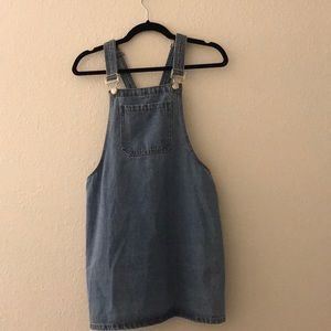 Overalls. Med but fits small
